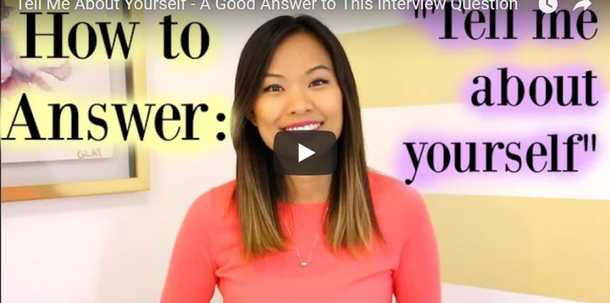 Looking For Advice On How To Shine During Your Next Job Interview? We Found  An Awesome Video On Youtube By Career Strategist Linda Raynier Who Provides  Some ...